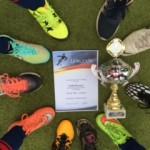 Erfolg in 2017: Die Fußballmädchen der GS Jesteburg